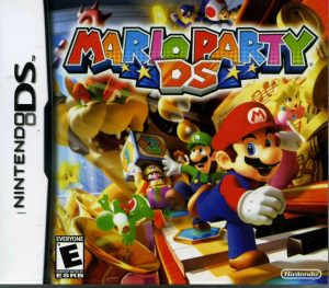 drastic mario party ds